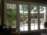 When Life Gives You Windows, Make French Doors. | Chez Sabine