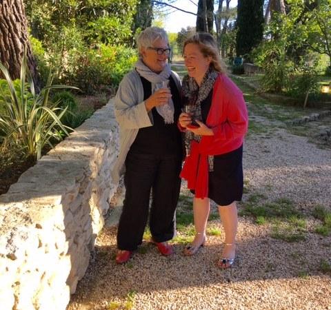 Nouveaux Amis — New Friends in France