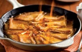 Happy National Crêpes Suzette Day!
