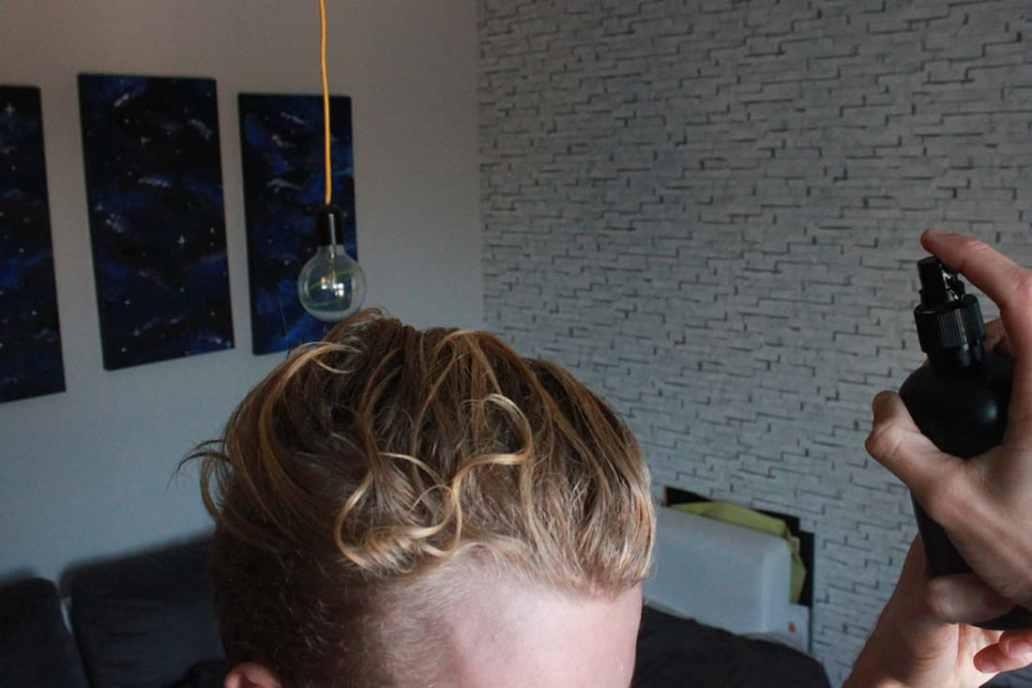 IMG 8909 - Spray éclaircissant naturel pour les cheveux