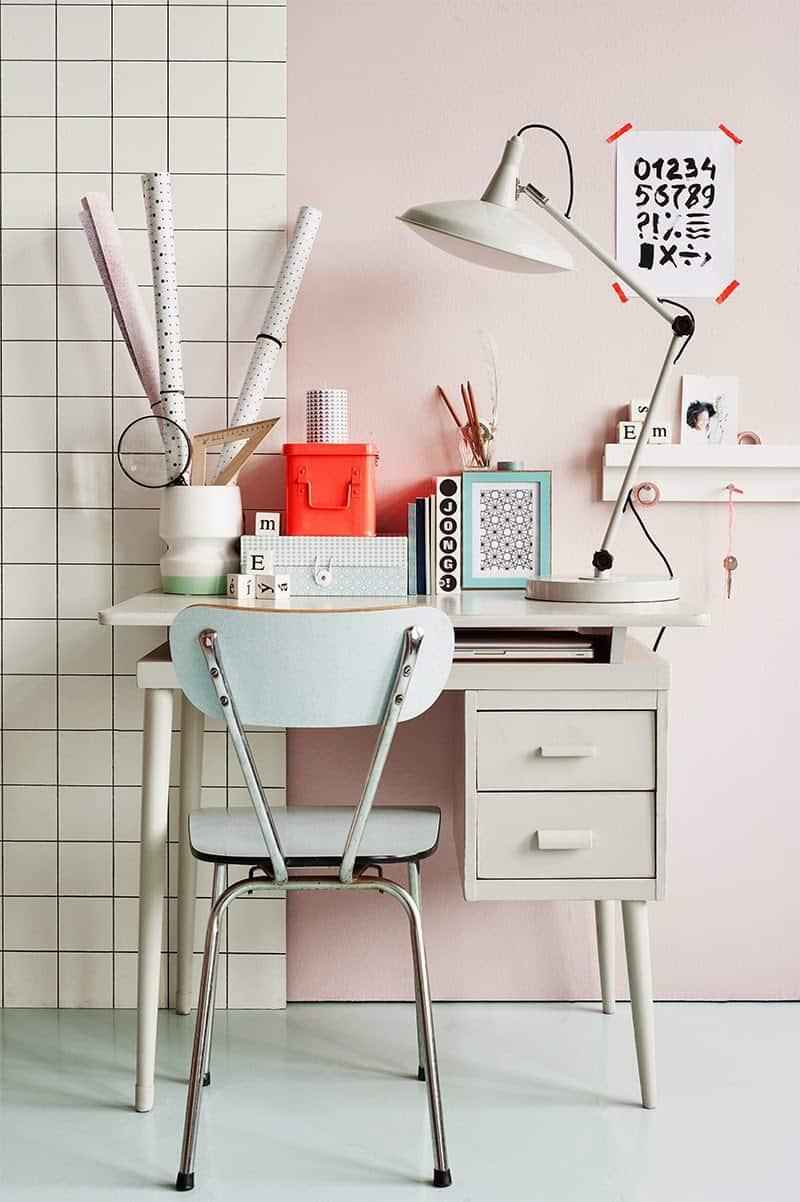 des pots et des boites pour le bureau - 10 astuces pour organiser votre bureau