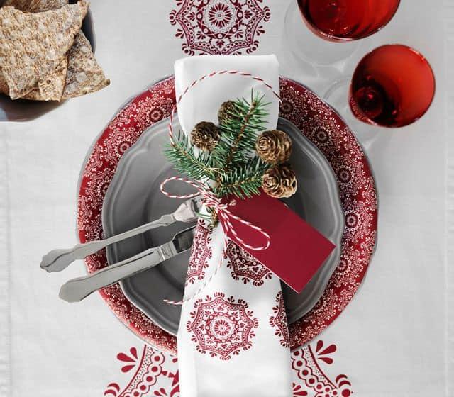 nouvelle collection noel ikea art de la table - Ikea : la nouvelle collection Noël 2015