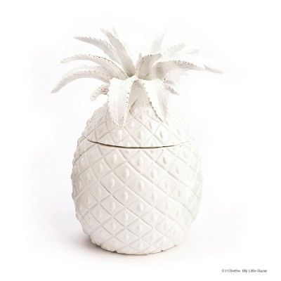 140d5de904fc3e7508b5ae66cb2c8aaa - L'ananas se fond dans la déco sur Pinterest