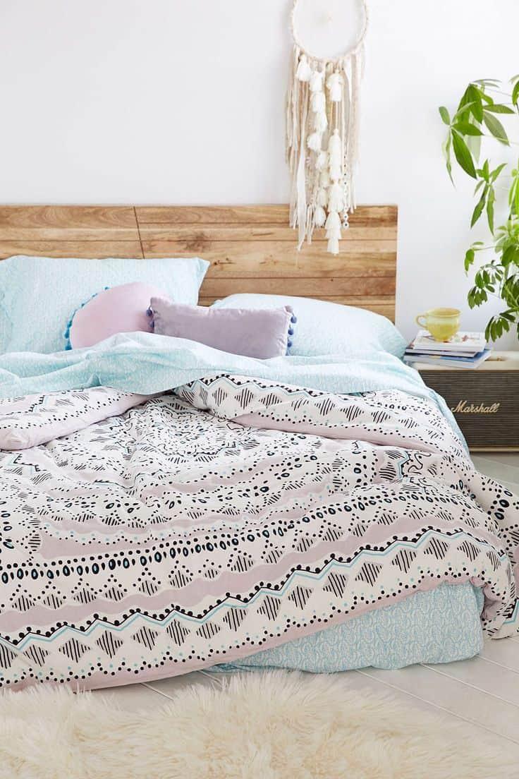 20 - Pinterest : une chambre cocooning pour l'hiver