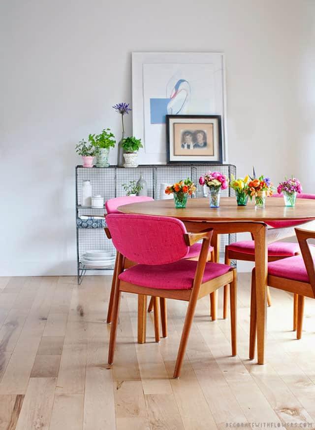 un meuble bat dans la salle à manger - Comment bien réussir sa salle à manger