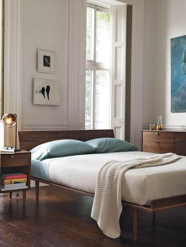 une chambre avec du parquet - Le parquet : comment bien le choisir