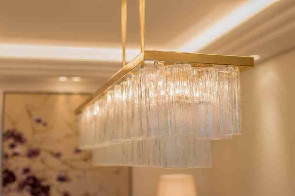 lustre villa riviera luxoria architecte interieur - Luxoria Interiors, un cabinet d' architecte haut de gamme