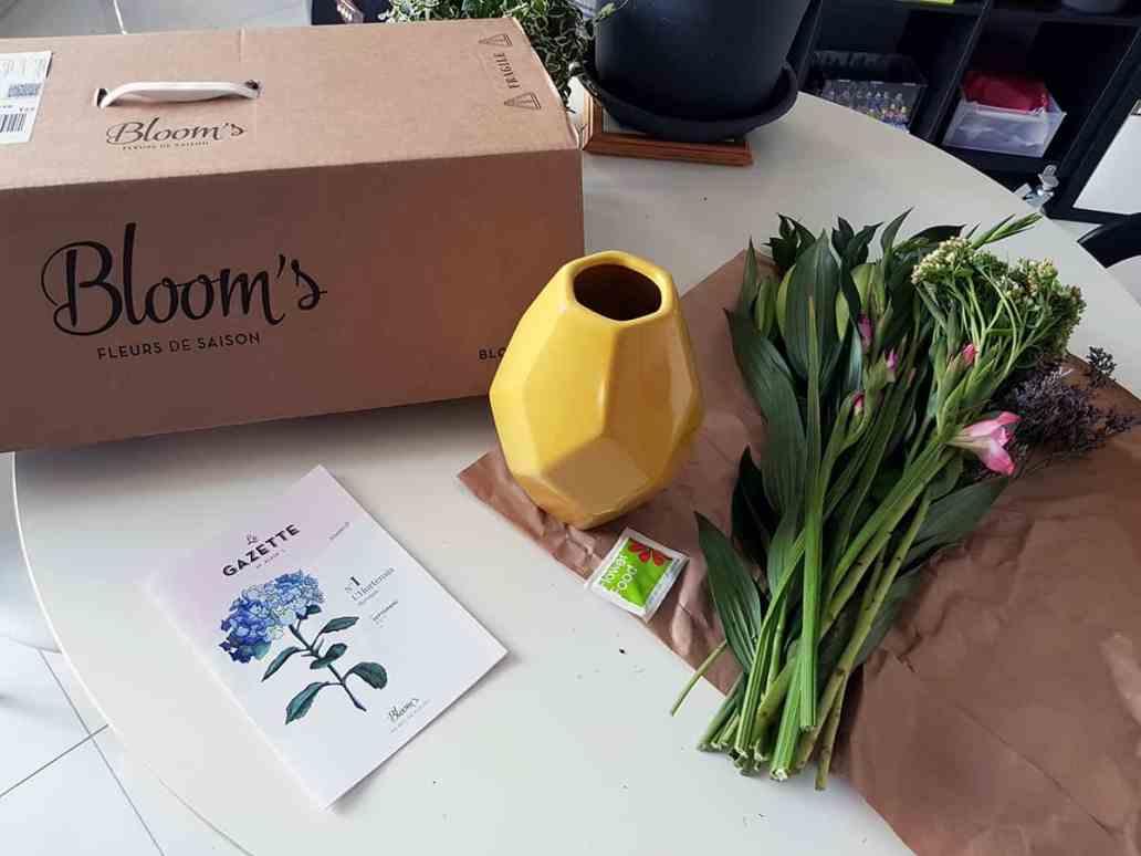 la box a fleurs blooms