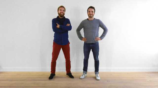 Simon et Olivier Archibien 1 2048x1153 - Archibien, un courtier en architecte innovant