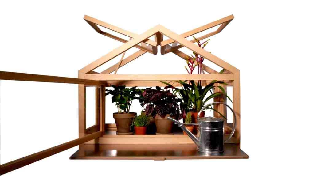 Serre1 - LJ Garden Concept, une marque verte et design