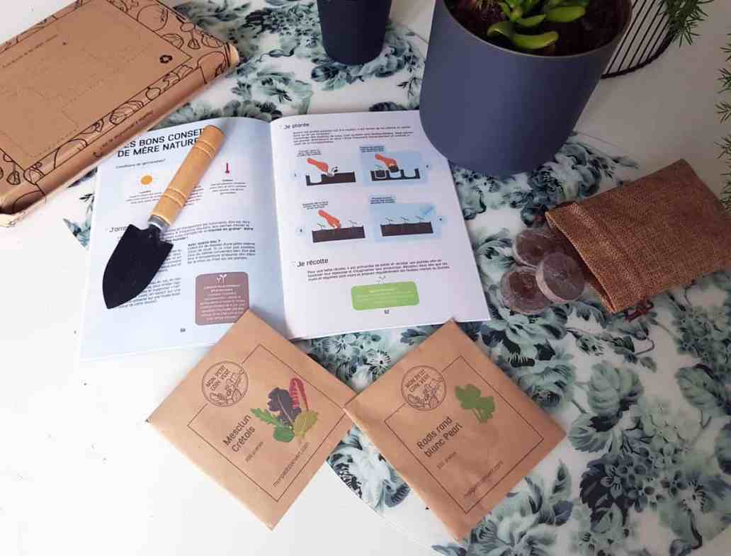 contenu box decouverte mon petit coin vert 2048x1557 - Mon Petit Coin Vert, une box de jardinage