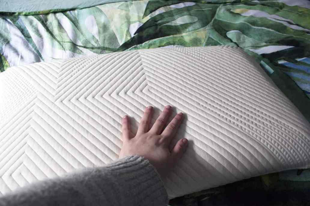 oreiller en latex laine et coton de la marque kipli - Kipli, la marque de literie écologique et confortable