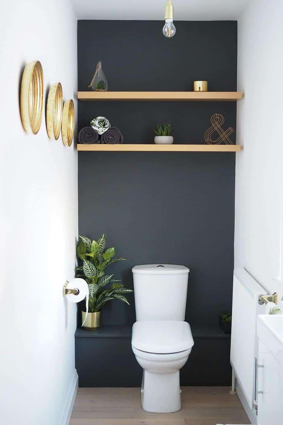 toilettes etageres 6074110 - Les bienfaits du rangement sur le moral