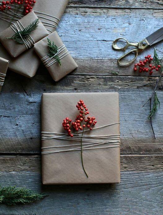 cadeau Noël Green et zéro déchet - Zoom sur la tendance Noël Green et zéro déchet