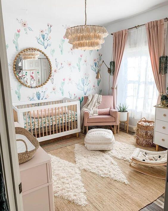 chambre avec un lit à barreaux - Comment bien choisir le lit de son enfant ?