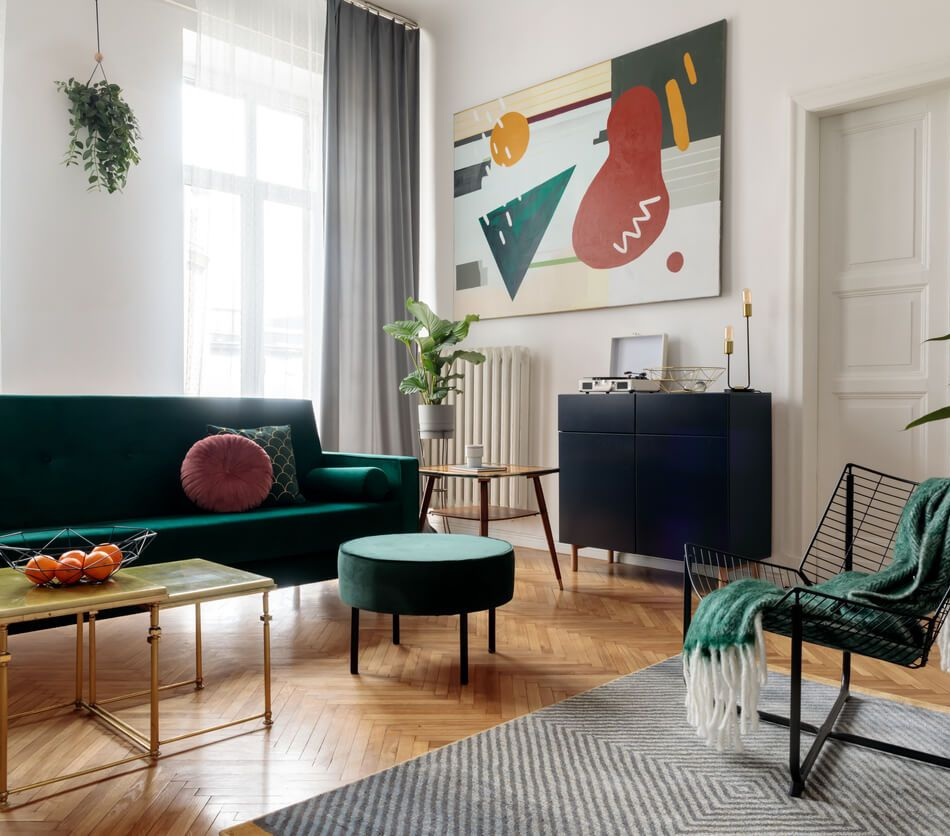 Quels rideaux installer dans un salon ?