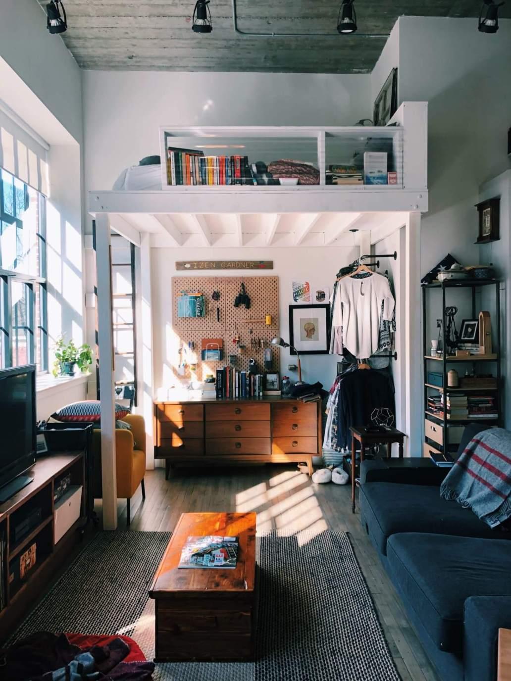 studio de vacances au style industriel  - Comment optimiser l'aménagement de son studio de vacances ?