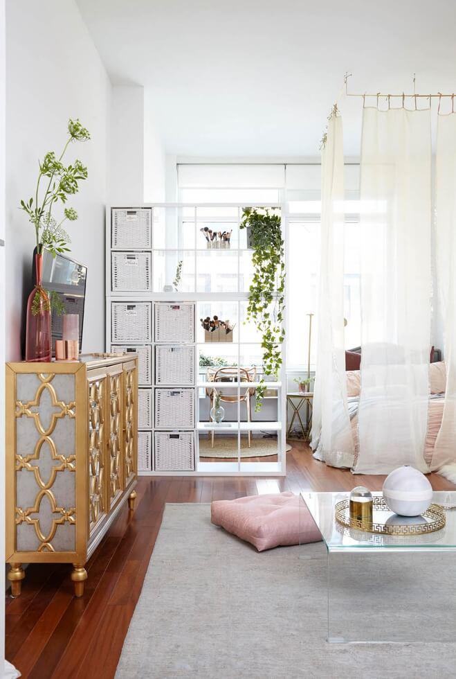 un studio au style romantique pour les vacances - Comment optimiser l'aménagement de son studio de vacances ?