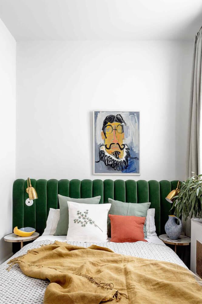 une chambre à la déco vintage et moderne - Une déco vintage, mais pas ringarde !
