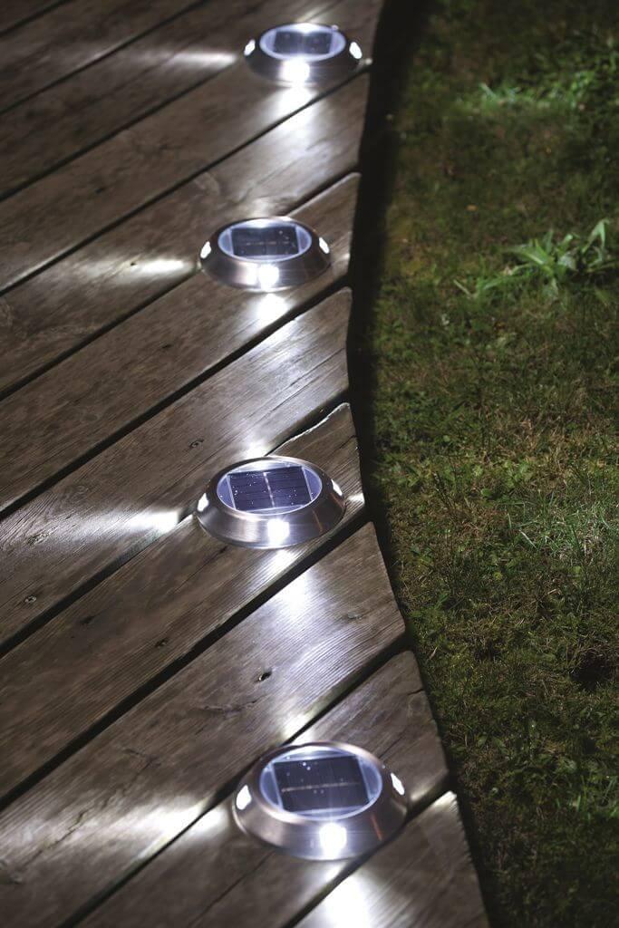 clairer son extérieur avec des spots et des appliques - Éclairer son extérieur en vue des barbecues d'été !