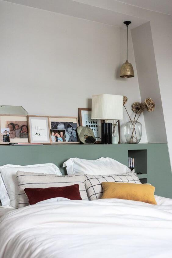 chambre a coucher coloree et scandinave 2 - Comment aménager avec goût une grande chambre ?