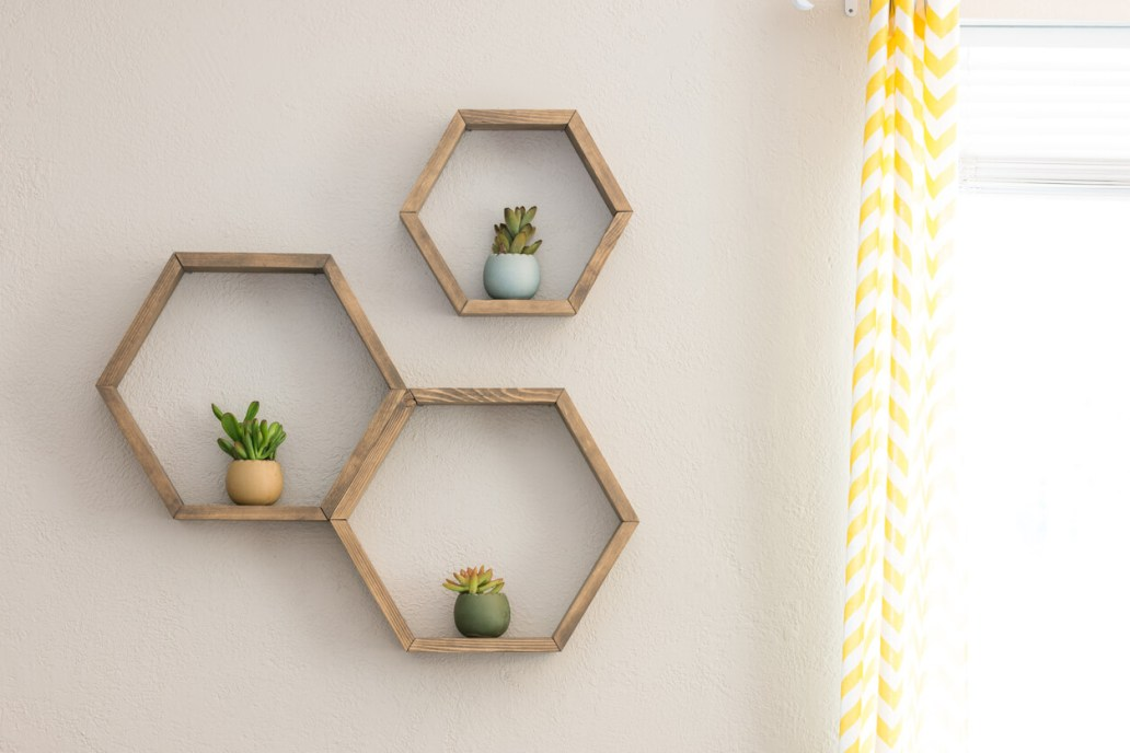 rangement modulable 4 - L'étagère modulable, un rangement décoratif et pratique