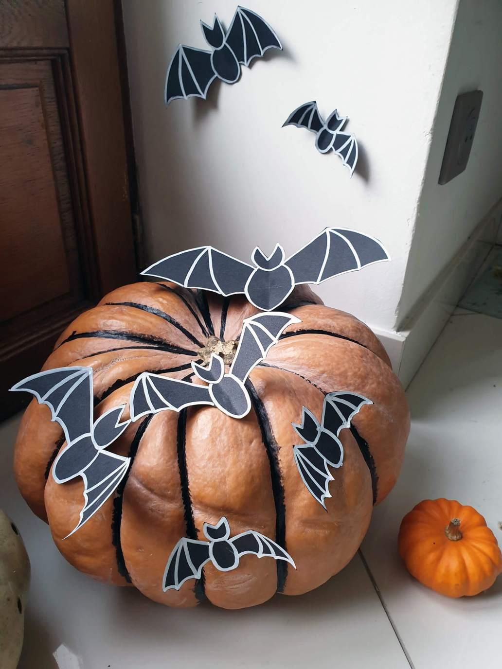 20201012 175618 - Comment décorer la citrouille d'Halloween avec originalité