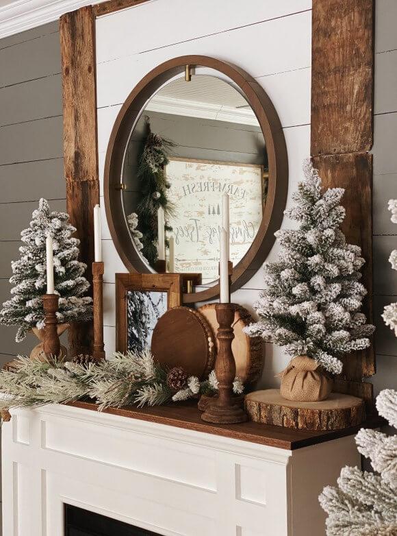 DBD18580 00F2 402B ABE1 A4861F47C5FC - Inspiration : comment faire une déco de Noël pas kitsch