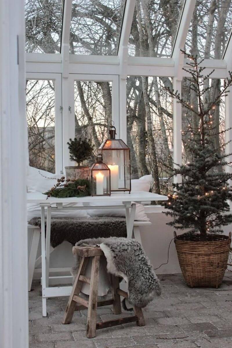 deco noel scandinave - Inspiration : comment faire une déco de Noël pas kitsch