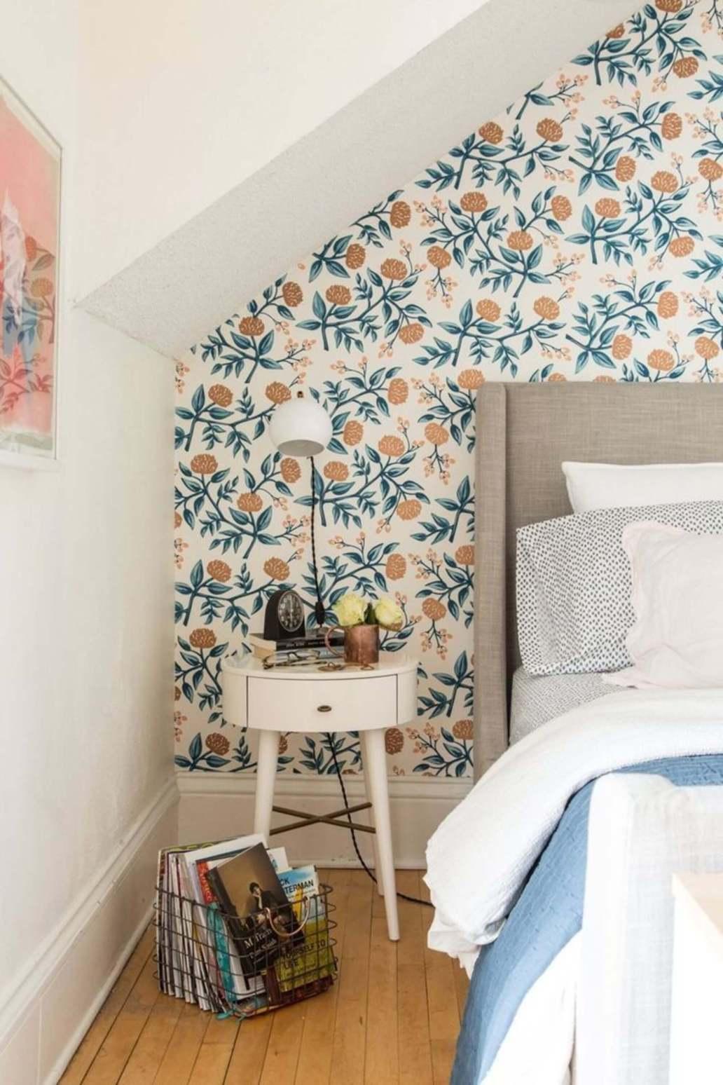 papier peint style campagne deco chambre adulte 1365x2048 - Quel papier peint pour la chambre d'adulte ?