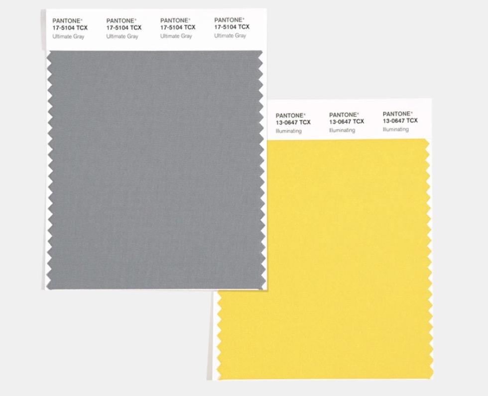 pantone 2021 coton - Les couleurs de l'année 2021 annoncées par Pantone
