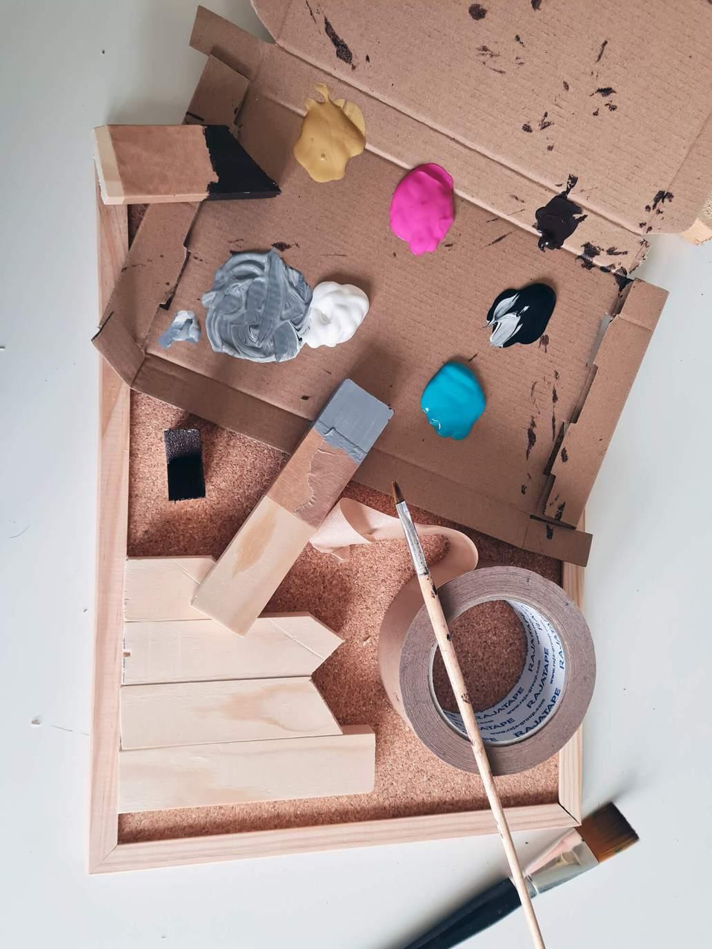 20210130 161612 - DIY : fabriquer un pegboard pour mieux s'organiser au bureau
