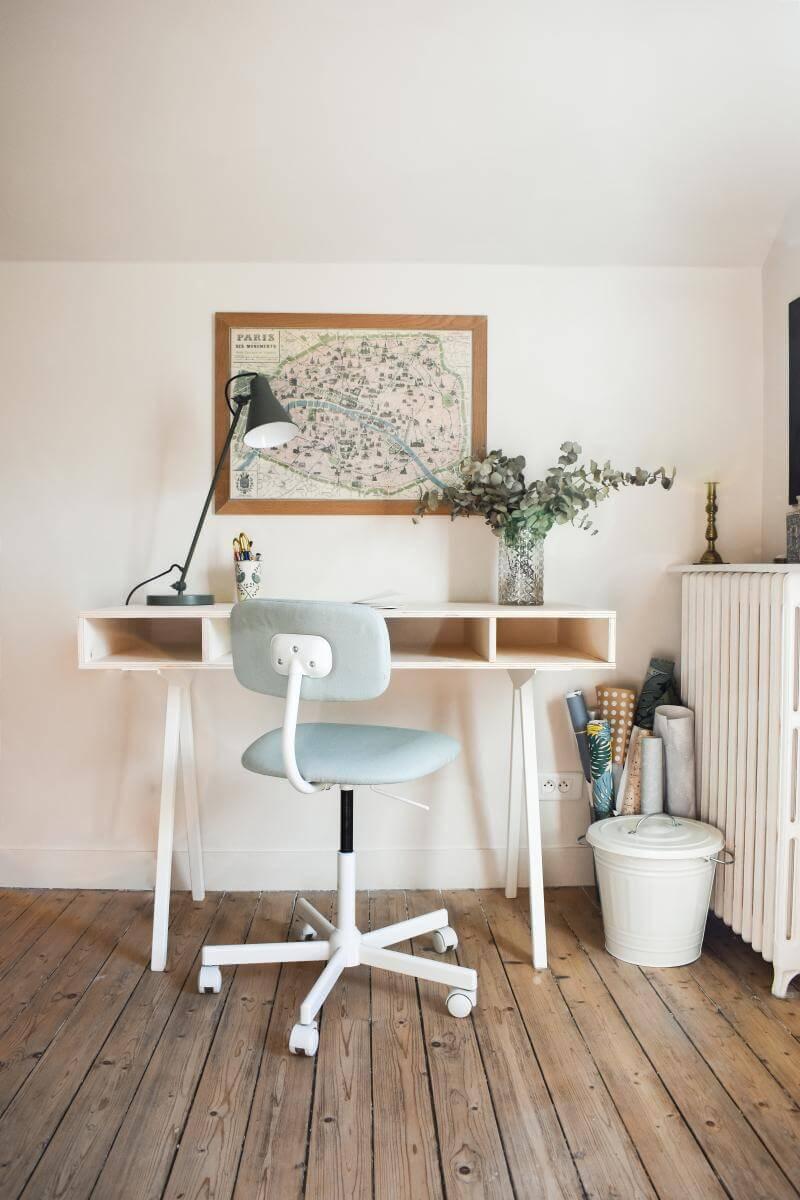 madame decore - 12 DIY faciles à reproduire pour un bureau fait-maison et zéro déchet