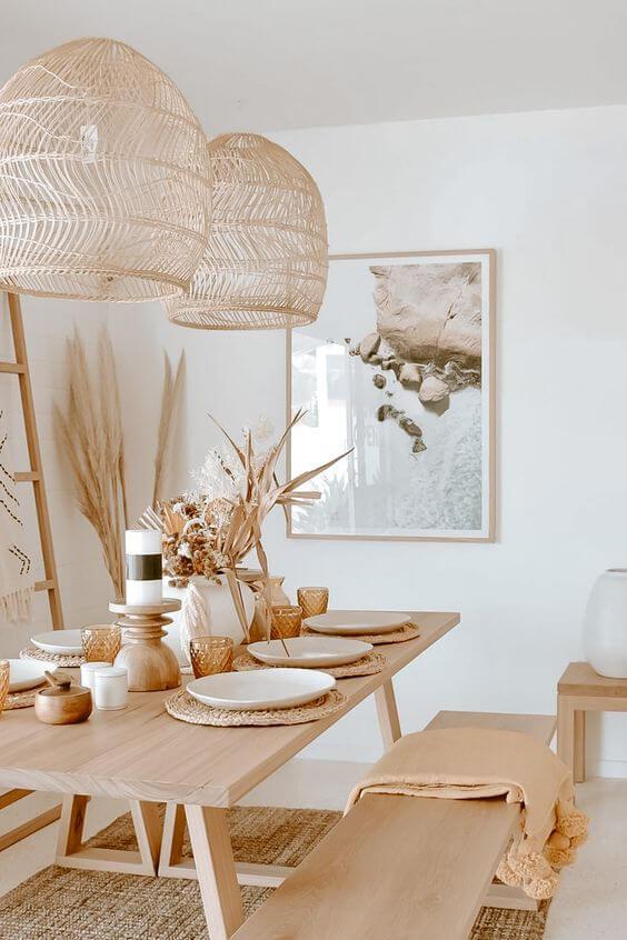 salle a manger slow deco - 15 philosophies décoratives qui vous veulent du bien !