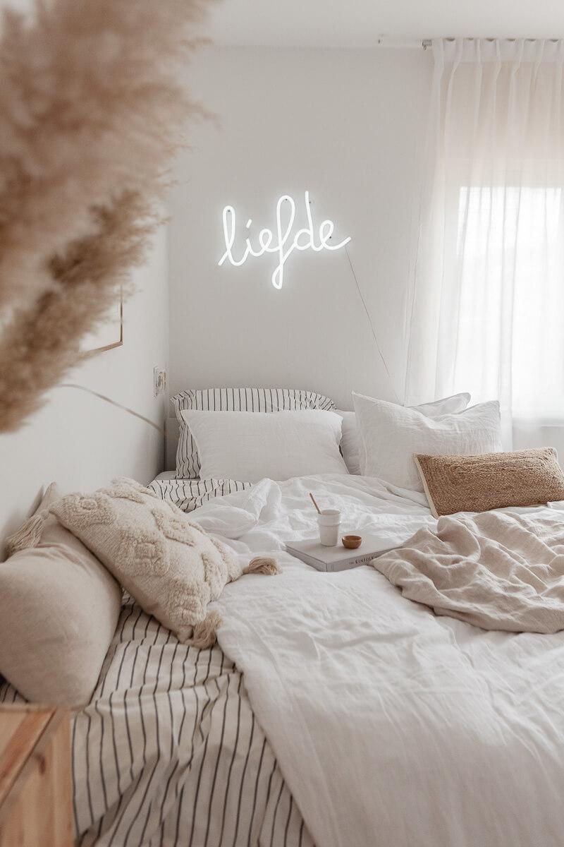 une chambre avec une decoration hygge tres cosy - Décoration Hygge : découvrez cette philosophie de vie venue du Danemark