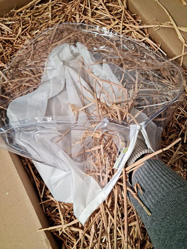 20210514 150336 - DIY jardin : Fabriquer un pouf original avec de la paille