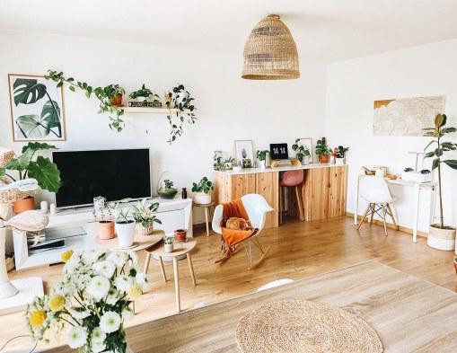 Visite privée : découvrez l'appartement Hygge de Marmille