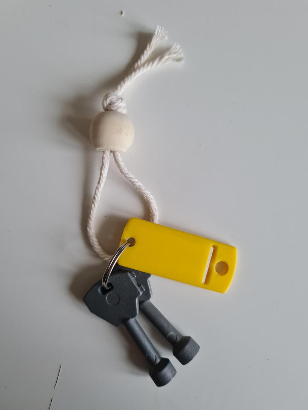 20210131 155517 - DIY pour l'entrée : fabriquer un support pour les clés au design minimaliste