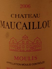 Chateau Maucaillou 2006