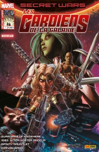 Les Guardiens De La Galaxie Vol.2 N°1