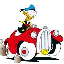 Donald Car 2