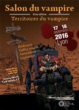 Salon du Vampire 2016 @ La Maison Ravier - Lyon