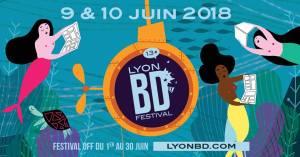 Lyon BD Festival 2018 @ Lyon