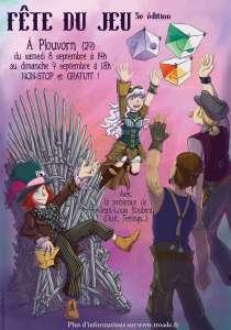 5ème édition Fête du Jeu @ Plouvorn