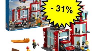 Les Bons Plans LEGO: City Pompiers 60215