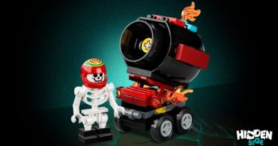 Les Bons Plans LEGO: L'ensemble Hidden Side Le canon d'El Fuego OFFERT