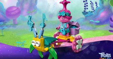 Les Bons Plans LEGO: L'ensemble Poppy et son char OFFERT