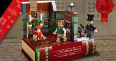 Les Bons Plans LEGO: L'ensemble Hommage à Charles Dickens OFFERT
