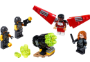Les Bons Plans LEGO: Set LEGO 40418 Le Faucon et Black Widow s'unissent à -30%