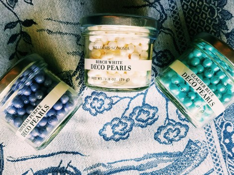 Williams-Sonoma Deco Pearls
